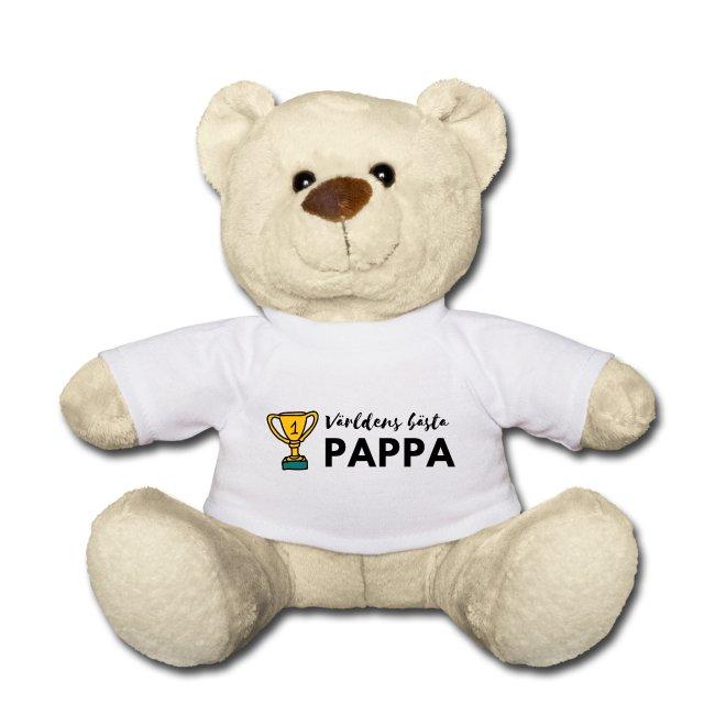Nallebjörn - Världens bästa pappa Image