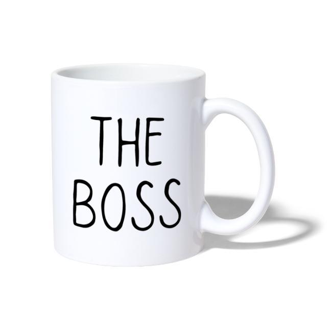 The boss - Mugg Image
