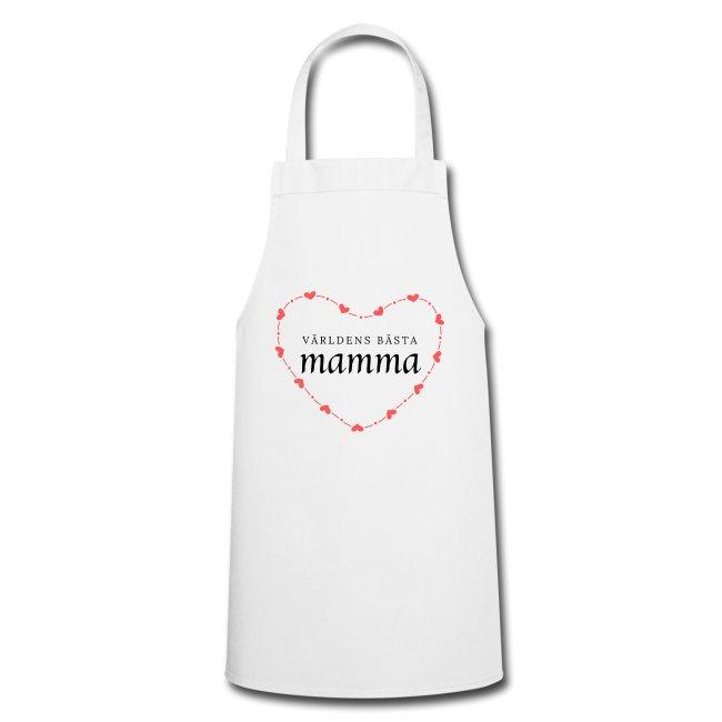 Världens bästa mamma - Förkläde Image
