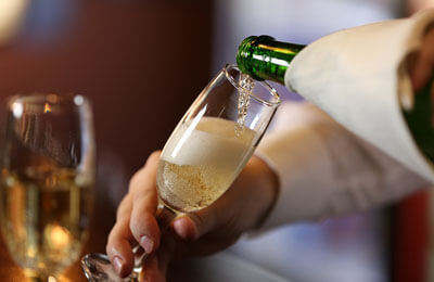 Champagneprovning Image