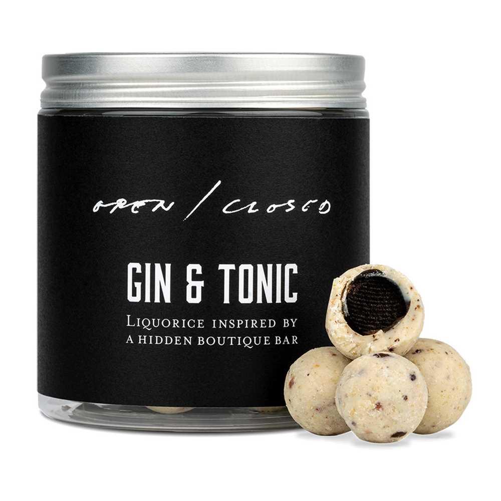 Gin & Tonic - Haupt Lakrits Image