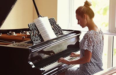 Kurs i piano Image
