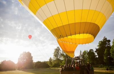 Luftballong de luxe Image
