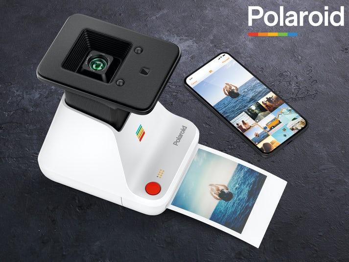 Polaroid Lab Fotoskrivare Image