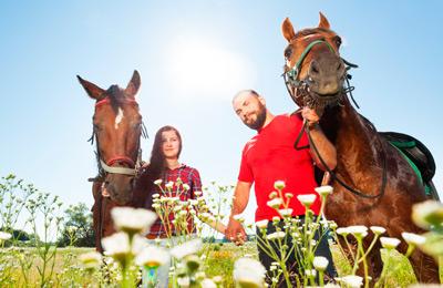 Ridweekend med Islandshästar Image