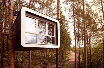 The Cabin - Övernattning för Två Image