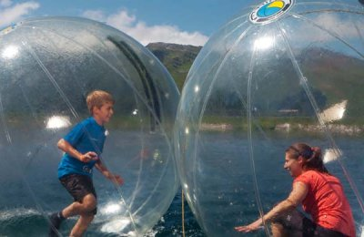 Vattenboll - Upplevelse Image