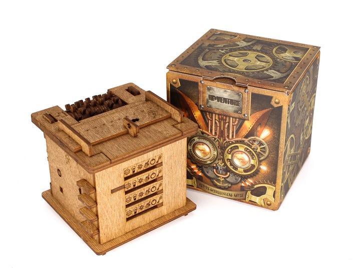 iDventure The Cluebox Image