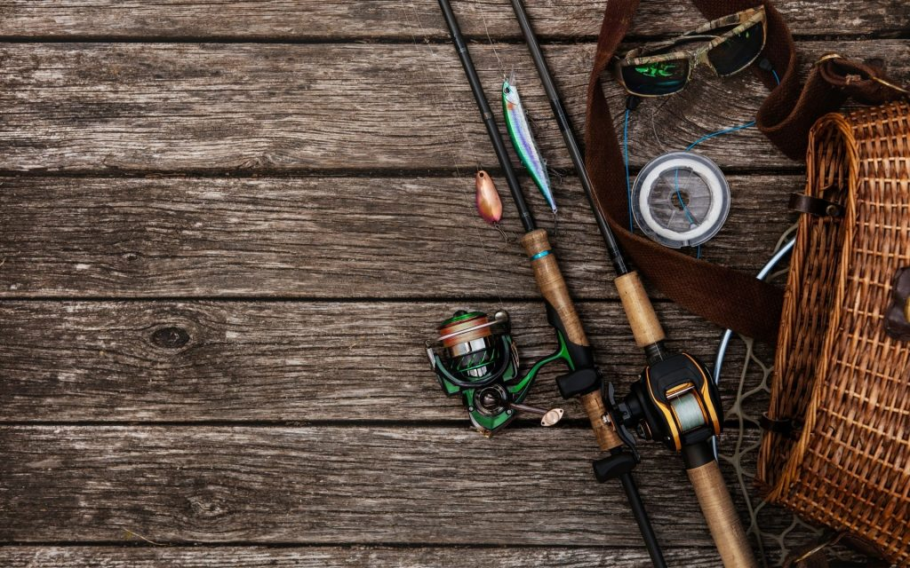 Present till fiskare