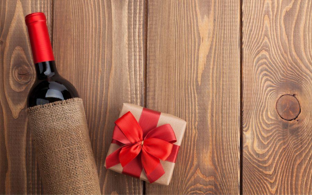 present till vinälskare